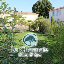 La Charmaie - Gîtes & Spa - Location de vacances - Aigrefeuille-d'Aunis