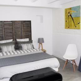 Chambre 2  - Location de vacances - Aigrefeuille-d'Aunis