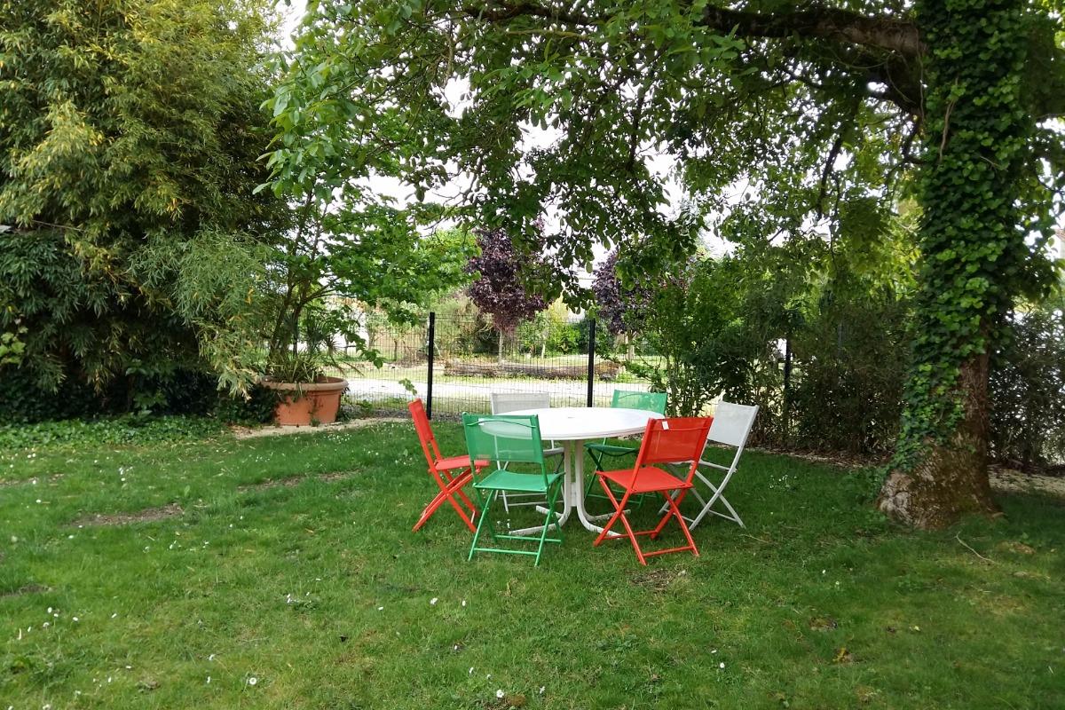- Location de vacances - Breuil-Magné