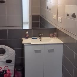 Salle de bain - Location de vacances - Clam