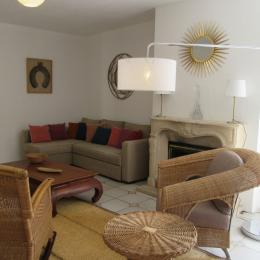 La chambre bleue  - Location de vacances - Saint-Ciers-du-Taillon
