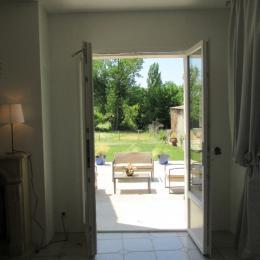 La salle de bain  - Location de vacances - Saint-Ciers-du-Taillon