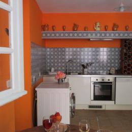 Salon et salle à manger  - Location de vacances - Saint-Ciers-du-Taillon
