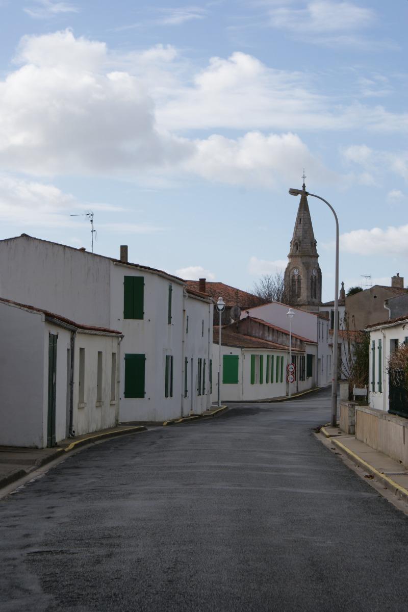 Le séjour - Location de vacances - Saint-Denis-d'Oléron