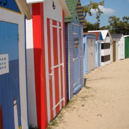 La plage - Location de vacances - Saint-Denis-d'Oléron