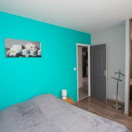 Chambre 1 - Location de vacances - Jonzac