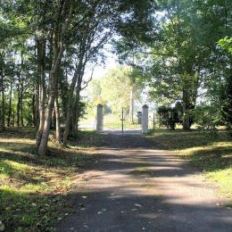 Le jardin - Location de vacances - La Vallée