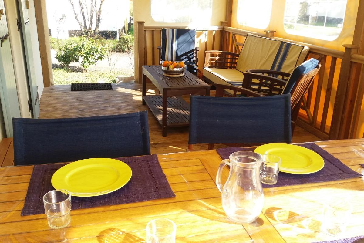 la terrasse - Location de vacances - Saint-Pierre-d'Oléron