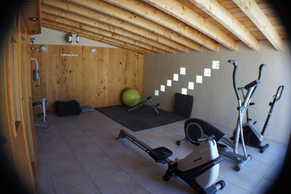 salle de sports - Location de vacances - Meursac