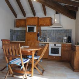 cuisine - Location de vacances - Meursac