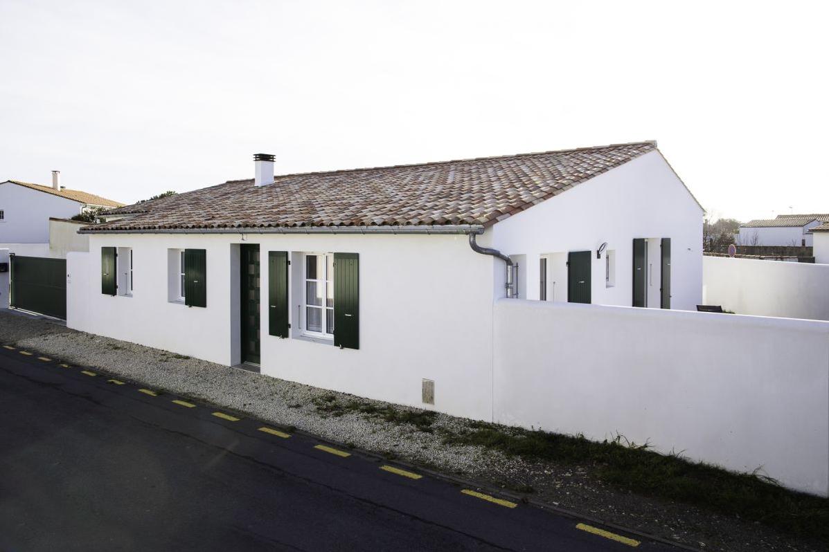 """La Grainetière Ile De Ré Avis rivedoux, ile de ré - les gîtes du pertuis """"la maison du"""