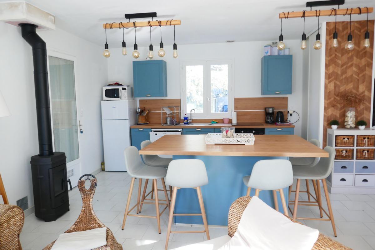 Cuisine Ouverte - Location de vacances - Saint-Georges-d'Oléron