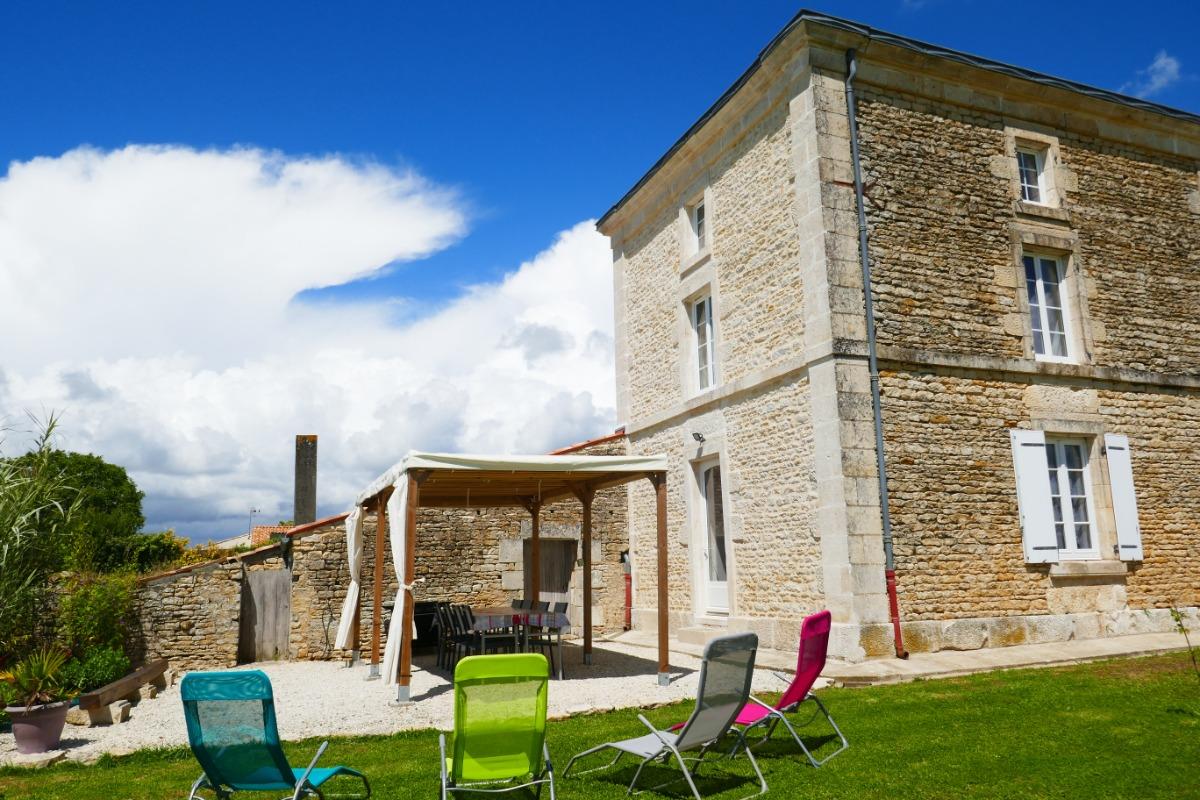 Maison familiale au coeur du Marais Poitevin - Location de vacances - La Ronde