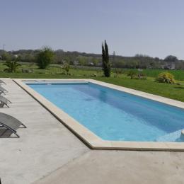 La 1ère chambre  - Location de vacances - Cravans