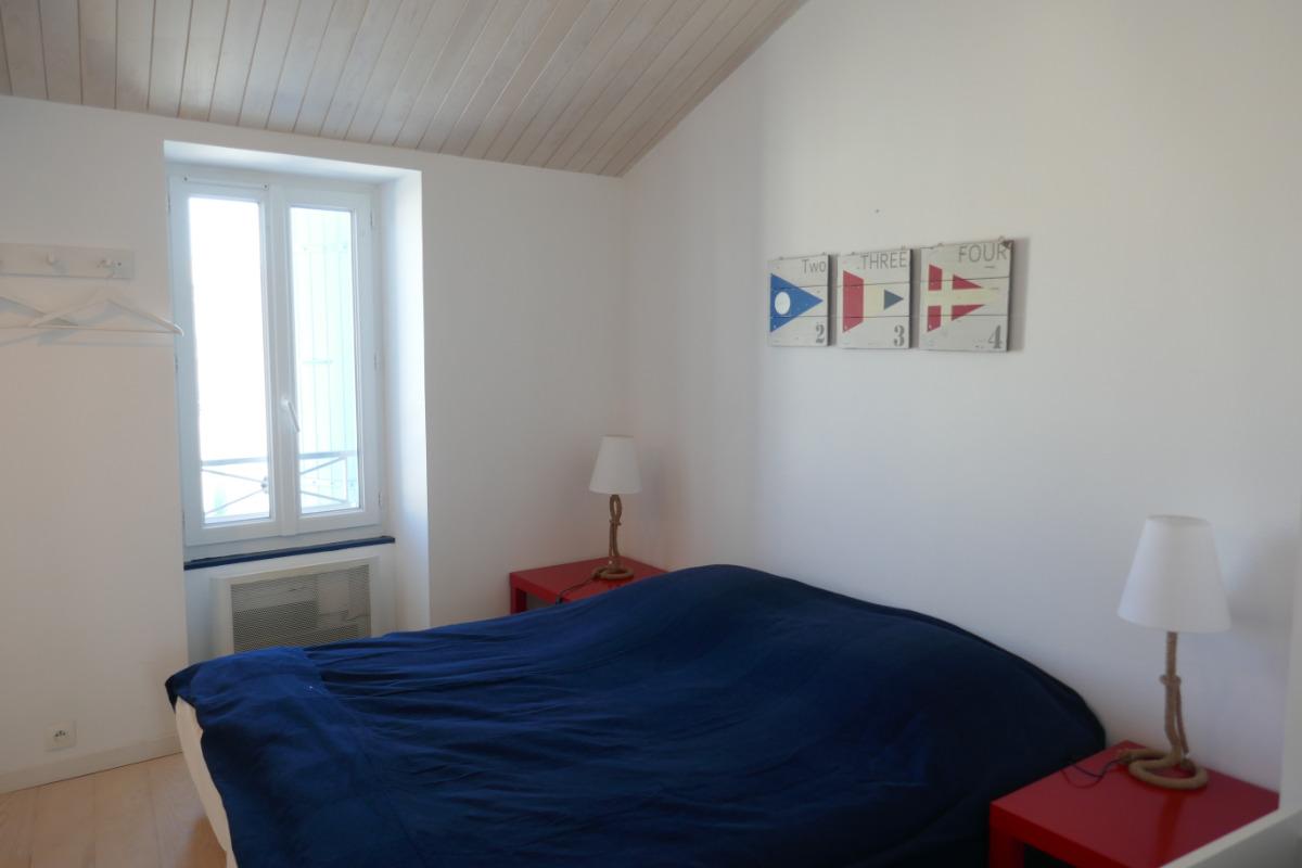 Chambre Fanions - Location de vacances - Saint-Denis-d'Oléron