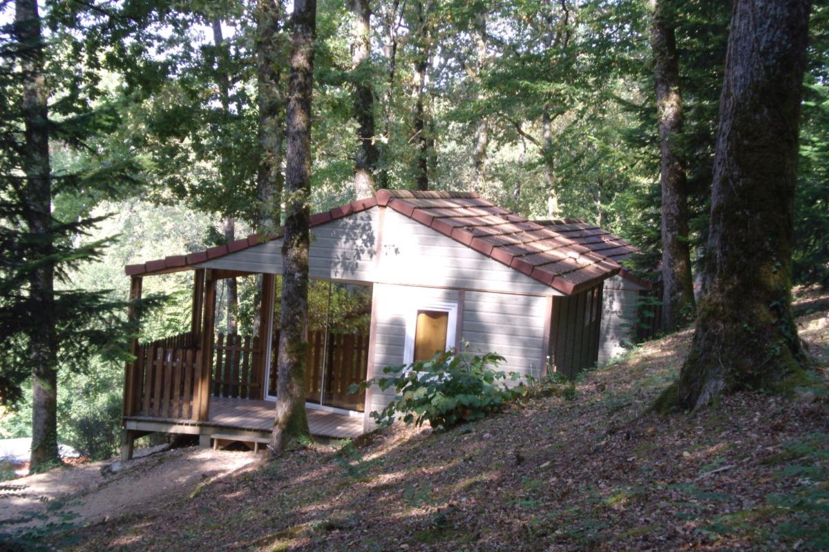 Chalet châtaignier - Location de vacances - Altillac