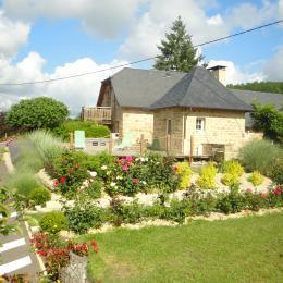 - Location de vacances - Lissac-sur-Couze