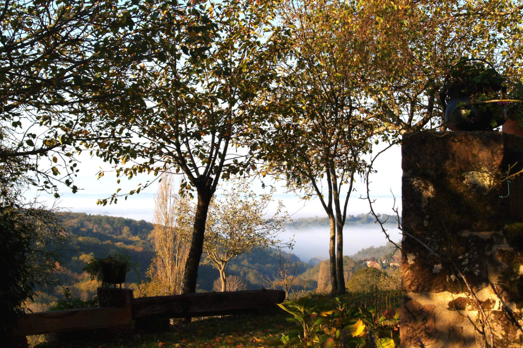 Panorama ouest - Location de vacances - Tudeils