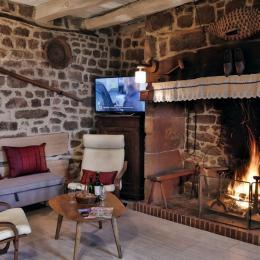 La prairie en fleurs - Location de vacances - Tudeils