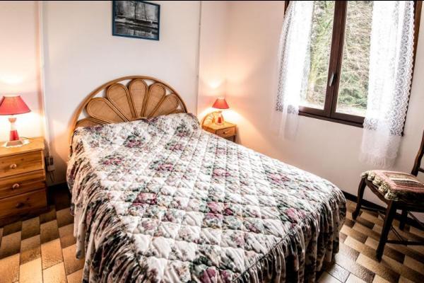 Chambre 1 - Location de vacances - Espagnac