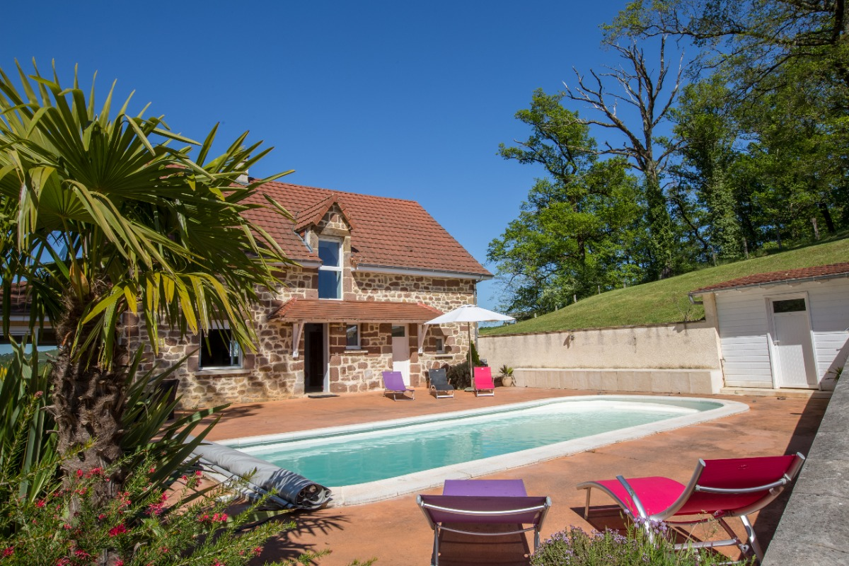 coté détente - Location de vacances - Saint-Pantaléon-de-Larche