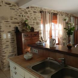 Cuisine 2 - Location de vacances - Beaumont