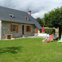 - Location de vacances - Saint-Sornin-Lavolps