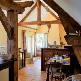 la cuisine - Location de vacances - Espagnac