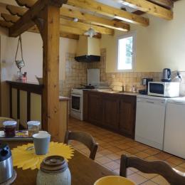 la chambre parentale - Location de vacances - Espagnac