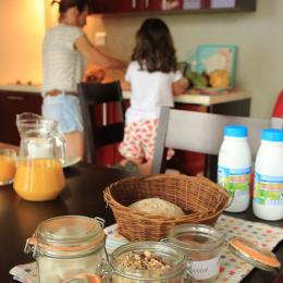Produits issus de l'agriculture biologique  - Location de vacances - Sainte-Féréole