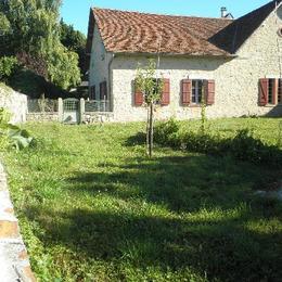 jardin commun clos - Location de vacances - Arnac-Pompadour