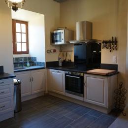 cuisine - Location de vacances - Treignac