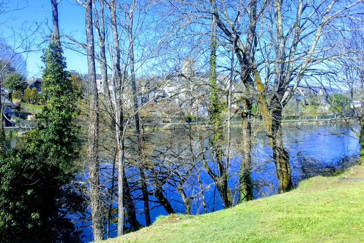 AU BORD DES RIVES DE LA DORDOGNE - Location de vacances - Argentat-sur-Dordogne