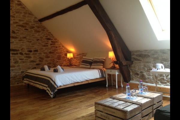 Le loft - Chambre d'hôte - Corrèze