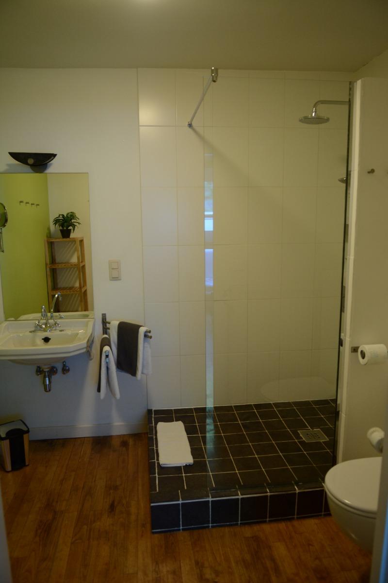 Salle de bain le loft - Chambre d'hôte - Corrèze