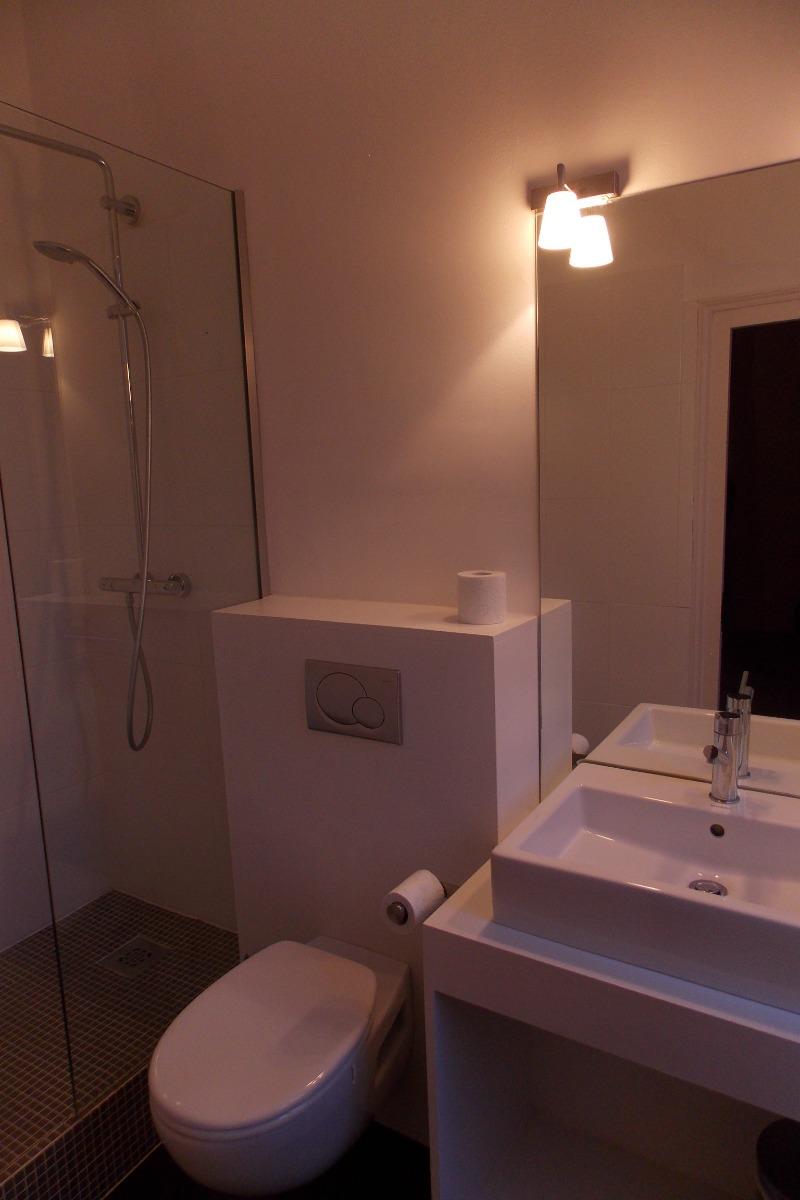 Salle de bain la suite