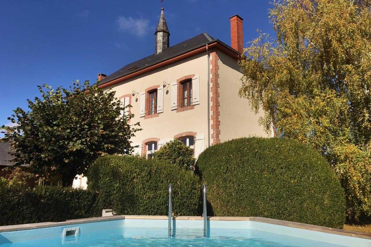 The Pool - Piscine - Location de vacances - Troche