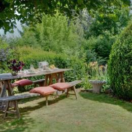 Garden - Location de vacances - Troche