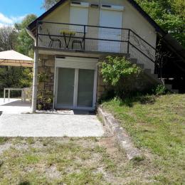 FACE AVANT  - Location de vacances - Chaumeil