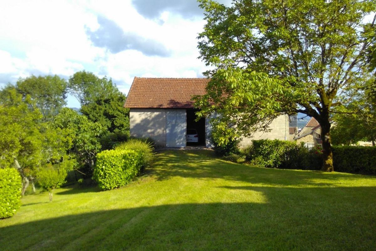Belle maison de pays - Grange, garage - Location de vacances - Astaillac