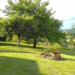 Belle maison de pays - Parc - Location de vacances - Astaillac