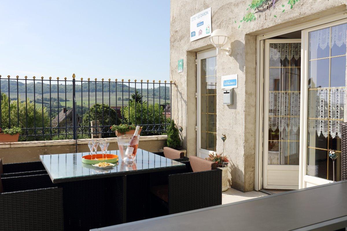les vignes et du champagne!! - Location de vacances - Trélou-sur-Marne