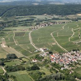 Courcelles, un village au cœur des vignes - Location de vacances - Trélou-sur-Marne