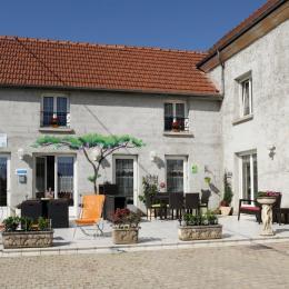 La Maison Vigneronne Champagne Fleury-Gille - Location de vacances - Trélou-sur-Marne