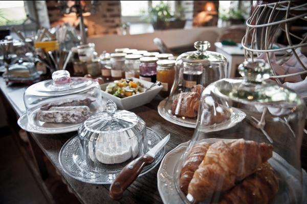 Petit déjeuner - Chambre d'hôtes - Sainte-Preuve