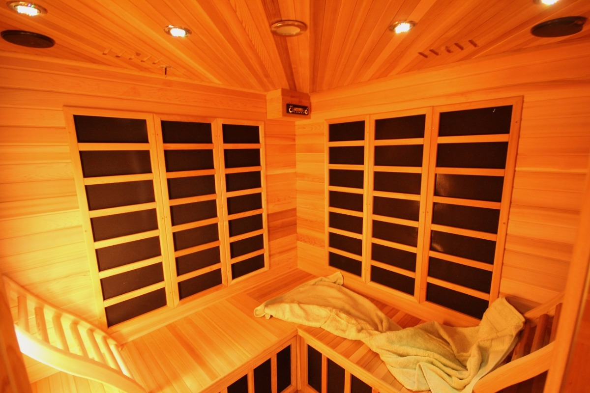 Sauna privatif - Chambre d'hôtes - Fontaine-lès-Vervins