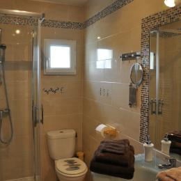 Salle d'eau/wc - Location de vacances - Charly-sur-Marne