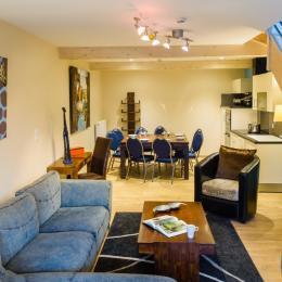 Pièce à vivre de 50 m² - Location de vacances - Fontaine-lès-Vervins