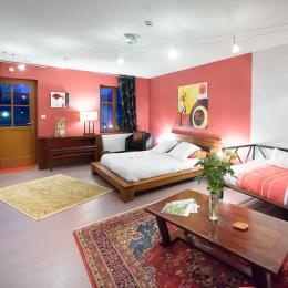 Studio La Levant - 1 à 4 personnes - Location de vacances - Fontaine-lès-Vervins