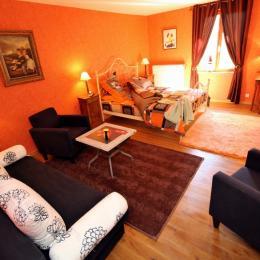 Chambre de 2 à 4 personnes avec douche - Chambre d'hôtes - Fontaine-lès-Vervins
